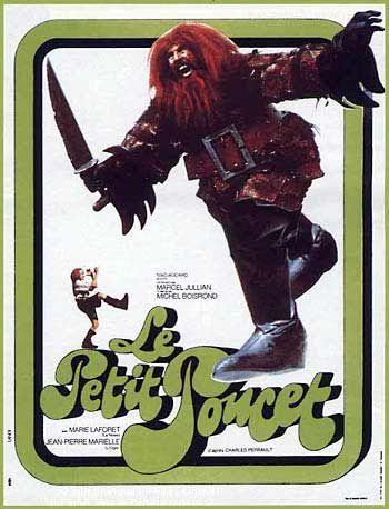 Le Petit Poucet (1972) affiche