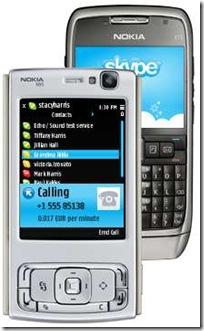 Skype Symbian