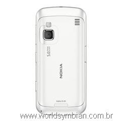 Nokia C6 Branco