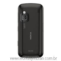 Nokia C6 Preto