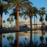 QM2 in Los Angeles TODAY 10 Feb. '09 - Anyone going? QueenVicLA109