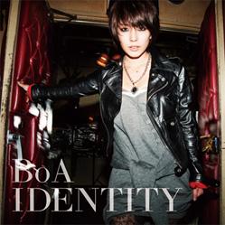 BoA - Identity [CD + DVD]