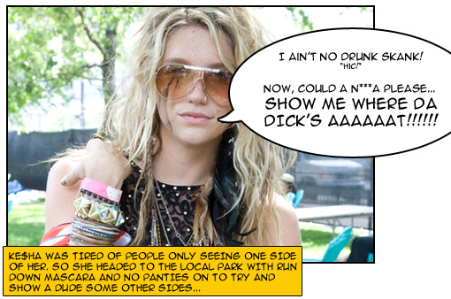 Ke$ha wants people to see different sides of her [by Random J ;P]