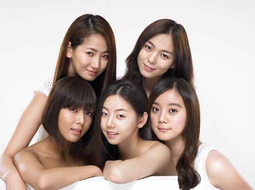 The Wonder girls 3.0