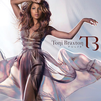 Toni Braxton's 'Pulse' album cover