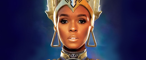 Tracklisting for Janelle Monáe's 'The Archandroid'
