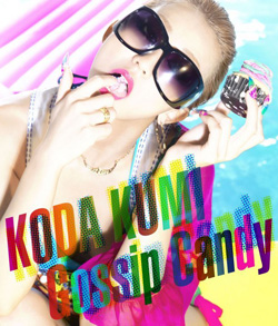 Kumi Koda - Gosssip candy [CD] | Single art