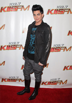 Adam @ KISS FM's Wango Tango | images courtesy of Getty images and wireimage