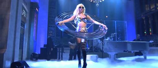 Lady Gaga's performances on SNL