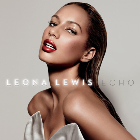 Leona Lewis' 'Echo' album cover