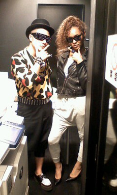 Verbal and CK of M-Flo ;P