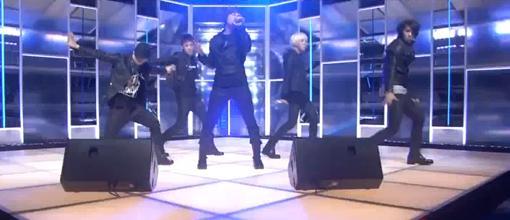 Big Bang's 'Koe wo kikasete' performance on CDTV