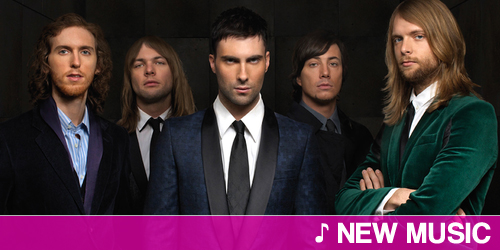 Maroon 5 - Misery | New music
