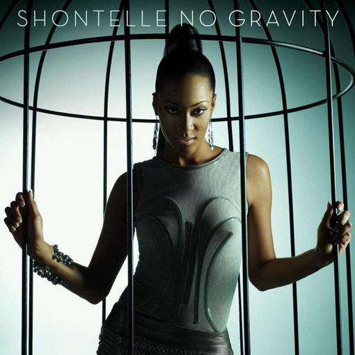 Shontelle - No gravity | Album art