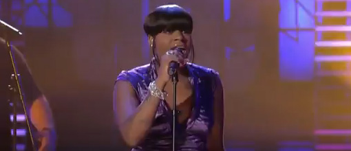 Fantasia performs 'Man of the house' on Lopez tonight | Live performance