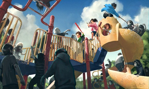 Zombie-Playground-By-Jason-Chan