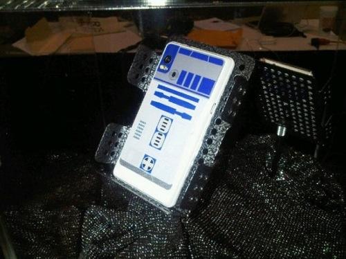 Motorola Droid 2 R2-D2