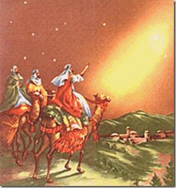 Los magos buscaron a Jesús y lo encontraron