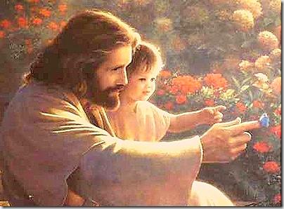 Jesús quiere que seamos como niños