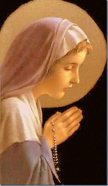 Ave María Llena de Gracia