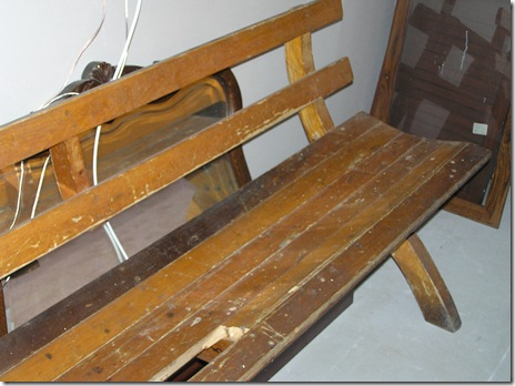 hershey bench