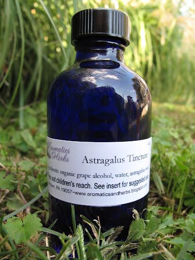 Astragalus Tincture~Immune Booster 4oz
