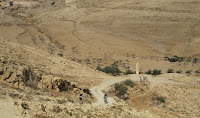 Bike Ride, Jerusalem - Mar Saba - Almog, Nov 2010 (37).JPG