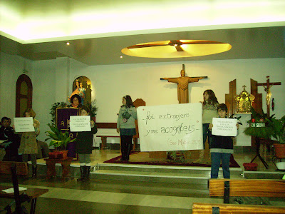 Parroquia de San Juan Bosco