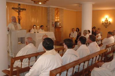 Inauguración de Curso en la Curia Diocesana