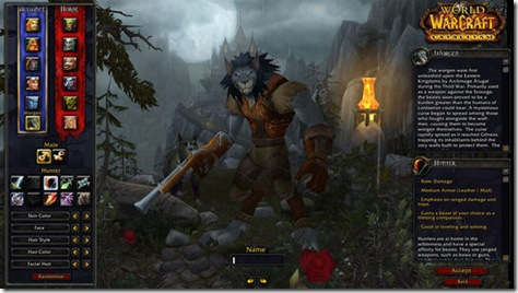 wow-worgen