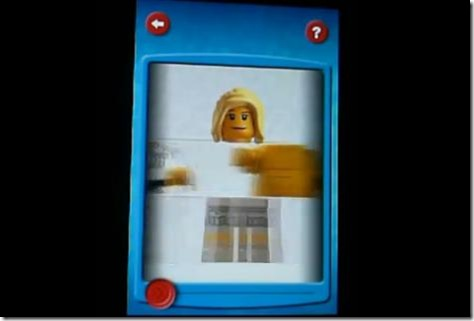 LEGO minfigures collector gaming app