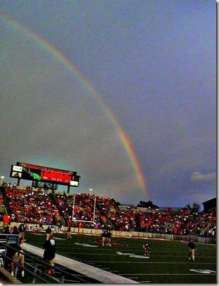 gridiron rainbow