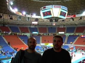 Buesa Arena, Vitoria