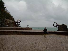 los peines y yo, San Sebastián