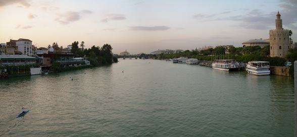 Guadalquivir, Sevilla (España)