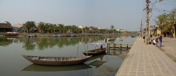 Thu Bon, Hoi An (Vietnam)