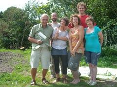típica familia belga