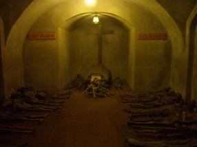 cripta capuchina, Brno
