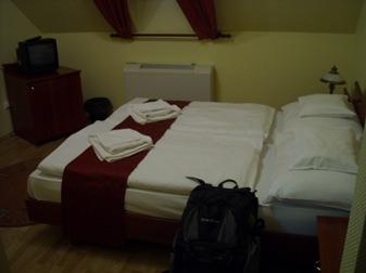 Hotel Aqua, Eger