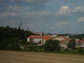 paisajes entre Praga y Breslavia