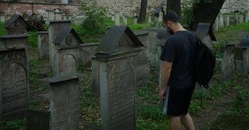 cementerio judio de Cracovia