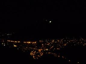 Brasov de noche