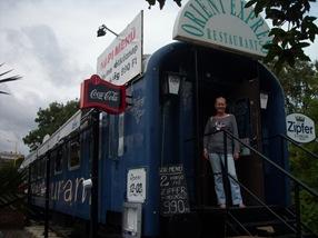 Marti en el Orient Express, Budapest