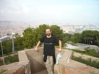 Castillo de Montjuic, Barcelona