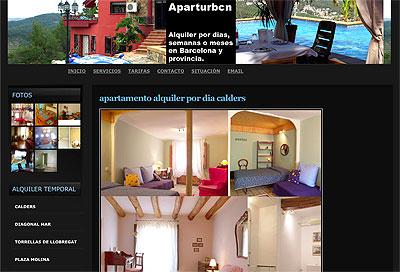 aparturbcn apartamentos de alquiler temporal por dias
