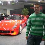 tanti saluti dal Salone DellŽAutomobile di Francoforte con la nuova Ferrari 599 GTB da Piero Felice (Ludwigshafen)..JPG