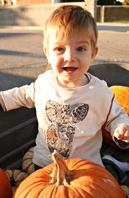 Wes w.Pumpkin