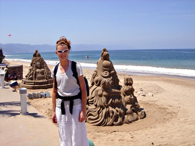 Sand Scultptures