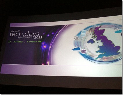UK Tech Days
