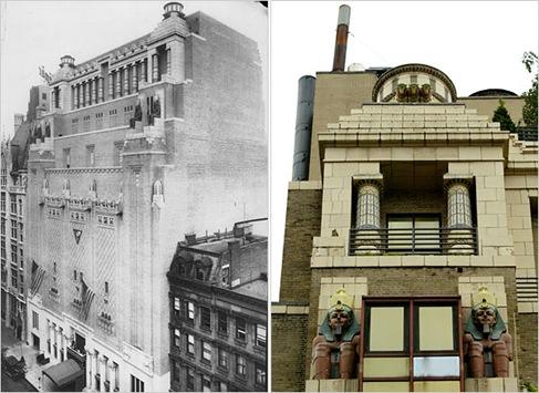 Left, Office for Metropolitan History; John Marshall Mantel for The New York Times